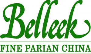 Belleek Logo Green
